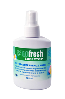 SANOFRESH SUPERTOP 125 ML