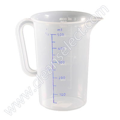 GRADUATED CUP 500 ml