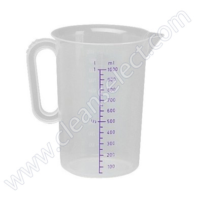GRADUATED CUP 1000 ml